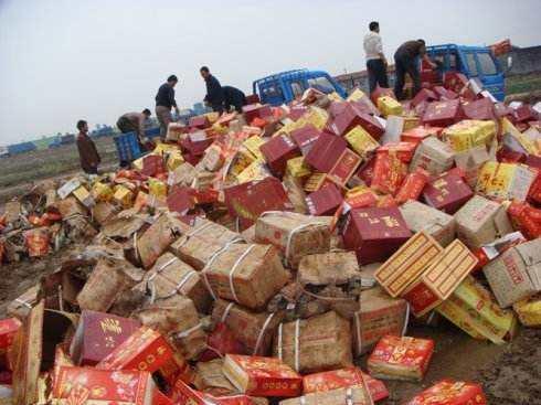广州食品销毁中心讲述过期食品的标准销毁流程